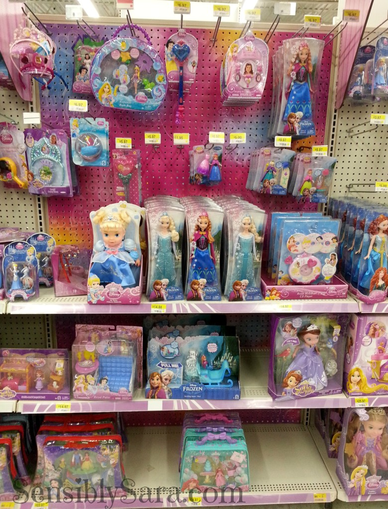 Toys For Walmart : Disney frozen toys not just for girls frozenfun shop