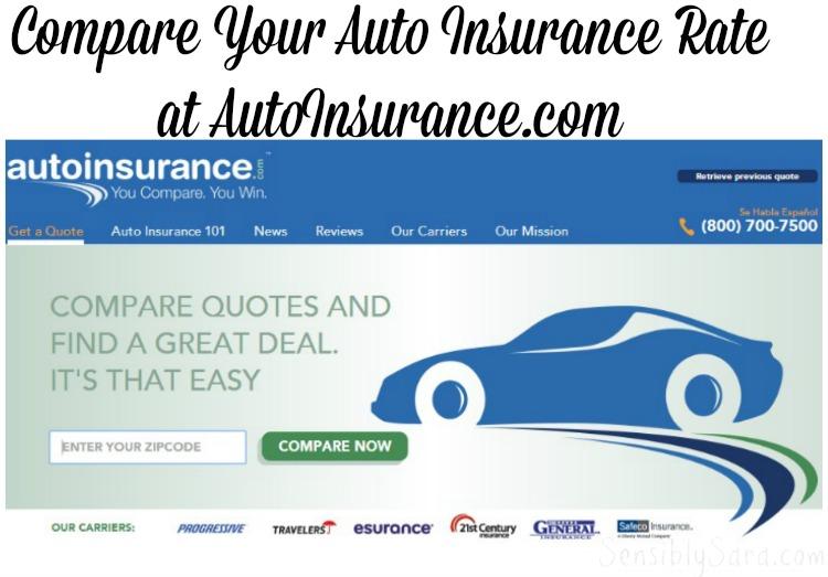compare car insurance compare auto insurance quotes texas