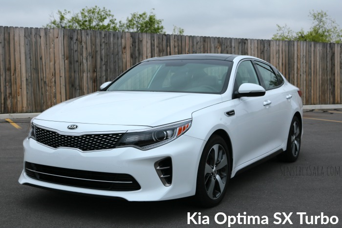 2016 kia optima sx turbo review drivekia. Black Bedroom Furniture Sets. Home Design Ideas